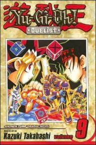 Yu-Gi-Oh!: Duelist, Volume 9