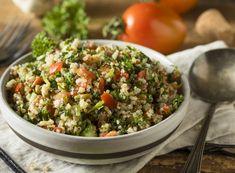 Quinoa is pretty amazing and makes the Quinoa Non-Pasta Salad Recipe great. Quinoa is gluten free plus its full of protein, nutrients & fiber. Try this yummy quinoa recipe! Yummy Quinoa Recipes, Pasta Salad Recipes, Healthy Salad Recipes, Vegetarian Recipes, Veggie Quinoa Salad, Quinoa Tabbouleh, Quinoa Pasta, Quinoa Bowl, Moroccan Salad