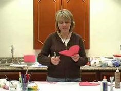 """Heart Pocket """"Sewing"""" Idea for teaching verses to put into pocket."""