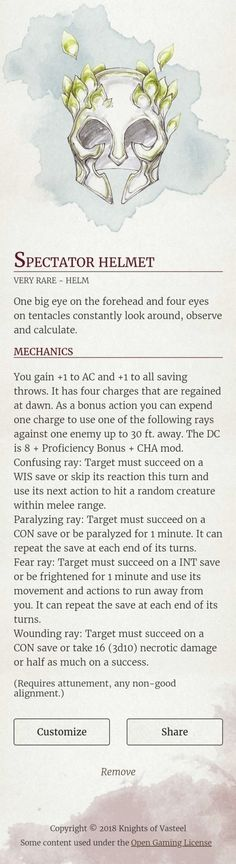image Dnd Funny, Dnd 5e Homebrew, Dnd Art, Dungeon Maps, Game Item, Concept Weapons, Pathfinder Rpg, Tabletop Rpg, Character Sheet