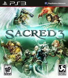 Amazon.com: Sacred 3 - PlayStation 3: Video Games