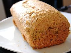 I adapted this recipe from  If you want a bread that is very low in carbs and gluten free, then this is the loaf for you since flaxseed is low in carbs and also has a high omega 3 fatty acid con...