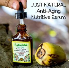 This natural anti-aging nutritive serum is truly the best one that makes skin looks healthy and beautiful.