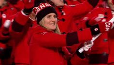 What comes out of SW Saskatchewan?  Champions!  Like Canada's Olympic 2014 Flag Bearer Hailey Wickenheiser from Shaunavon! #GoCanadaGo