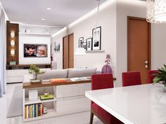 Sala de estar #decor