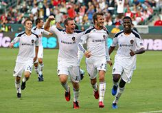 $12 -- Saturday: Beckham & LA Galaxy Play Dallas, 50% Off