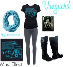"""Vanguard"" by elocinecko ❤ liked on Polyvore"
