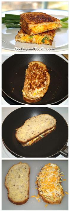 Chicken Cheese Sandwich Recipe[e