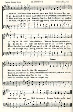 Here's an old hymn that we seldom hear anymore.  But I love this old hymn, and it brings back so many memories of my childhood ~ Sunday School ~ Bible School ~ Church Services.  We sang this hymn often.