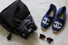Chanel Espardilles | DIY - Blogs de Moda