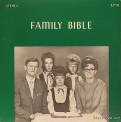 """Yes, their family Bible is entitled """"To Serve Man""""... hey, wait a minute!!! Run! Run!"""