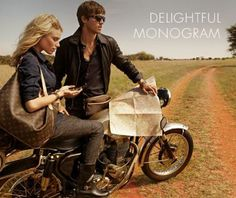 My next LV will be Delightful Monogram (does it come with the guy on bike? I am willing to pay extra!) ;)