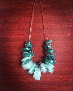 Necklace #ecofashion #raquelduarte_ecojoias @raquelduarte_ecojoias jewerly recycled