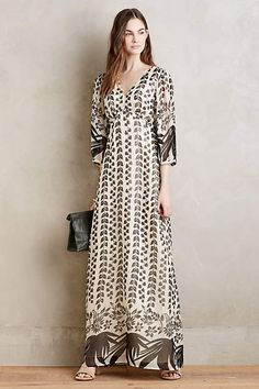 Nami Maxi Dress - anthropologie.com
