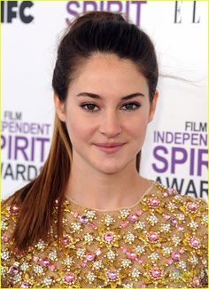 It was announced yesterday that Shailene Woodley has just been cast. This might become a little confusing, as Shailene is rapidly becoming ...