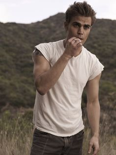 Paul Wesley - People magazine - the sexiest man alive 2010 - no edit
