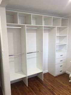 Bedroom Wardrobe Storage Built Ins Drawers Ideas Wardrobe Design Bedroom, Master Bedroom Closet, Wardrobe Storage, Bedroom Wardrobe, Wardrobe Closet, Closet Storage, Bedroom Storage, Wardrobe Drawers, Small Walk In Wardrobe