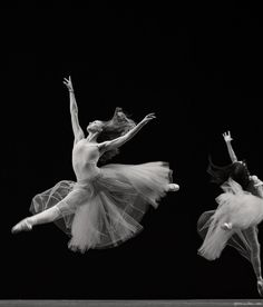 New York City Ballet, ballerinas, dancers, stage / Garance Doré
