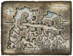 Dungeon #198 - Warrens of the Stone Giant Thane; North Warrens (Digital DM & Player Versions)