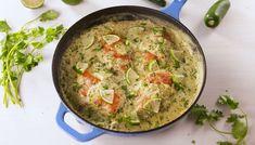 Creamy Salsa Verde Chicken Slays DinnertimeDelish