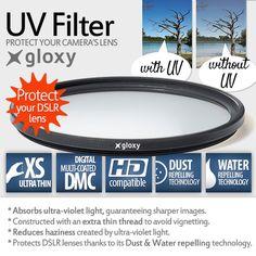 Gloxy UV Filter for Nikon D5300