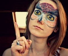 Wise Owl by ~MeltedRabbit on deviantART