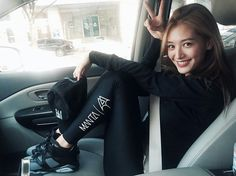 Jae-Kyung Asian Celebrities, Celebs, Tie Fighter, Seungri, Asia Girl, Girl Bands, Post Workout, Asian Style, Role Models