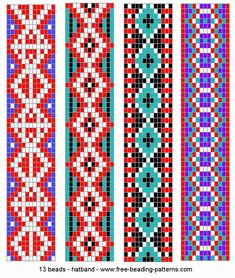hatband-loom-beadwork-012.gif 758×896 pixels