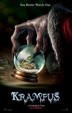 KRAMPUS movie poster No.2