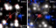 grenz|wissenschaft-aktuell: Weitere Debatte um mysteriöses Objekt G2 im Zentrum unserer Galaxie