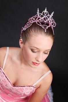 Sugar Plum Fairy Ballet Headpiece