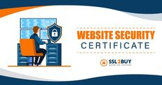 What Is a Website Security Certificate? How it is Beneficial for Your Business? Security Certificate, Cyber Security Awareness, Website Security, Inevitable, Tech Companies, Company Logo, Business, Store, Business Illustration