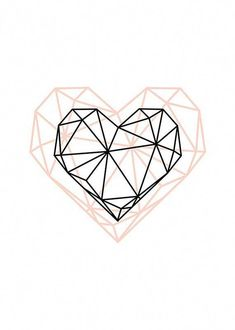 Geometric Heart Modern Decor Printable Art Geometric Art Wall Decor Scandinavian Poster Geometric Poster Heart Poster Line art The post Geometric Heart Modern Decor Printable Art Geometric Art Wall Decor Scandin appeared first on Hintergrundbilder. Skandinavisch Modern, Modern Wall Art, Modern Decor, Contemporary Office, Contemporary Furniture, Geometric Poster, Geometric Heart, Geometric Decor, Geometric Artwork