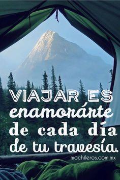 Viajar es...