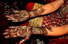Latest Mehndi Designs | Latest Arabic Mehndi Designs for Eid 20125