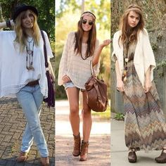 moda hippie acessorios - Pesquisa Google