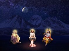 There are four main sects within Hinduism: Shaivism, Vaishnavism, Shaktism, Smartism, in which six main gods are worshiped Chakra Painting, Mahavatar Babaji, Tarot, Saints Of India, Prabhas Pics, Shiva Lord Wallpapers, Jesus Christ Images, Jesus Pictures, Soul Art