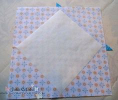 Perfect Square-in-a-Square Technique - The Crafty Quilter