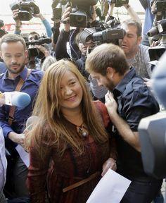 Madrid, 29 sep (EFE).- La presidenta del Comité Federal del PSOE, Verónica Pérez, ha abandonado la sede socialista de Ferraz tras dos horas de espera en su vestíbulo sin que nadie la haya recibido.