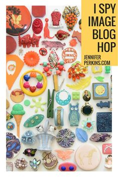 I Spy Image Blog Hop