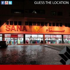 """Guess The Location""  Can you guess which #SANA branch is this?   Leave a comment below for your answers..."
