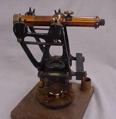 Image result for antique tacheometer