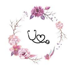 #enfermagem #Fundo  #Instagram  #Placas #template Instagram Logo, Story Instagram, Instagram Story Template, Instagram Roses, Instagram Design, Free Instagram, Hight Light, Medical Wallpaper, Hijab Cartoon