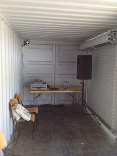 Container / Jardins Gamelin / Montréal / MIXOFF OFFTA