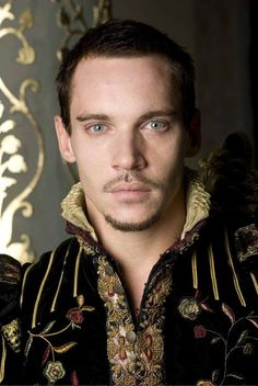 "Jonathan Rhys Meyers as King Henry VIII, in ""The Tudors."""
