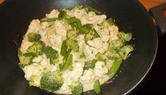 Bloemkool, Broccoli En Peultjes In Een Zacht Romige Kokos-keriesaus recept | Smulweb.nl