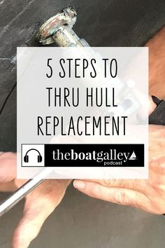 Working thru-hulls are crucial for your boat. Here's how to replace yours if they need it. Boat Projects, Slow Down, Video Camera, Boats, Sailing, Articles, Candle, Ships, Movie Camera