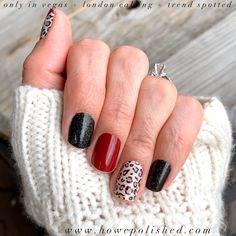 Nail Polish Combinations, Nail Color Combos, Nail Colors, Sassy Nails, Fun Nails, Nails Only, Nail Time, Best Acrylic Nails, Color Street Nails