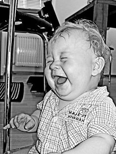 Laughing babies are the best.
