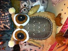 Owl - JoAnn's Fabric